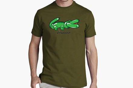 Camiseta «Lowcost»