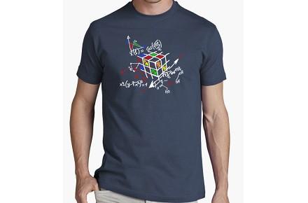 Camiseta «Esquema Rubik»