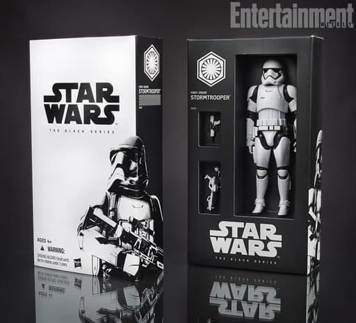 Nuevo juguete star wars stormtrooper El despertar de la fuerza