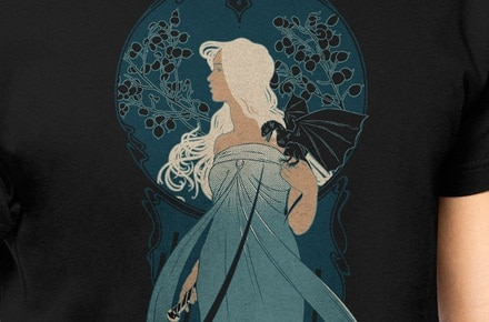 "Camiseta ""Mother of Dragons"""