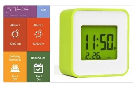 Despertador inteligente que te ayuda con las fechas importantes