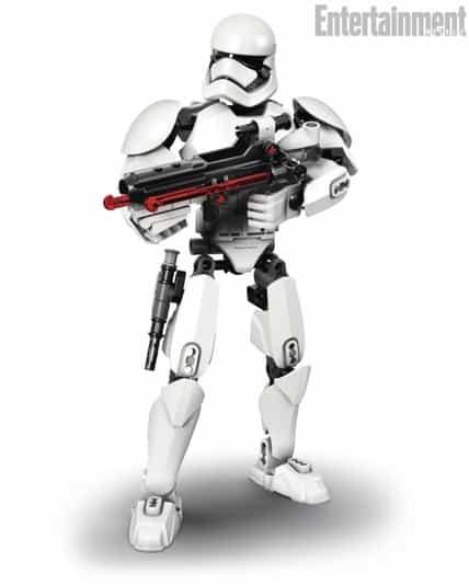 Nuevo juguete star wars lego El despertar dela fuerza