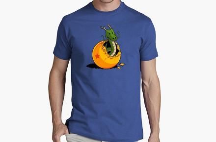 Camiseta «Huevo de dragón»