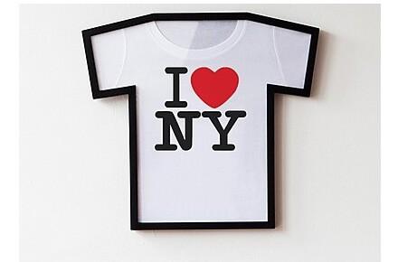 Marco para camisetas