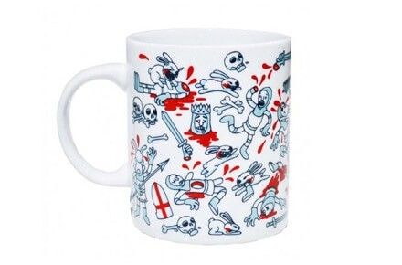 Taza Killer Rabbit