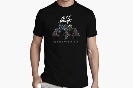 "Camiseta ""Fett Punk"""