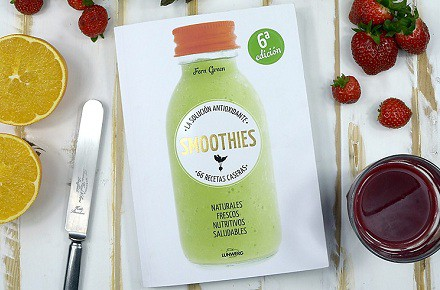 La solución antioxidante: Smoothies