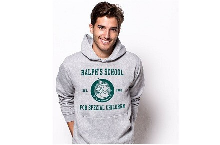 "Sudadera ""Ralph's School for Special Children"""