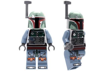 Despertador de Boba Fett LEGO