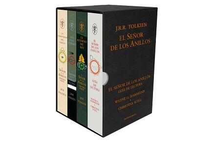 """Edición 60 aniversario de """"El Señor de los Anillos"""""""