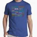 Camiseta 35 frases del cine de los 80