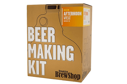 "Kit para Preparar Cerveza ""Afternoon Wheat"""