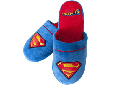 Zapatillas de Superman