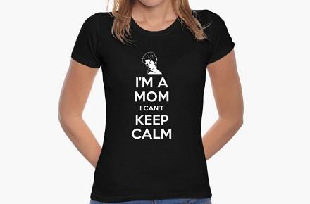 Camiseta KC Mom