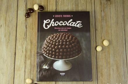 Libro «Chocolate: recetas con un toque de felicidad»