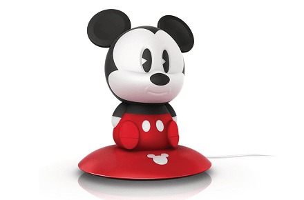 Lámpara Disney SoftPal de Mickey