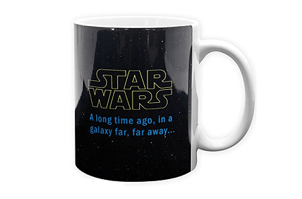 "Taza térmica de Star Wars ""A long time ago"""