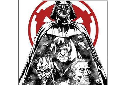 Camiseta «Star Wars Siths»