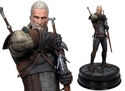 Figura Geralt Witcher 3
