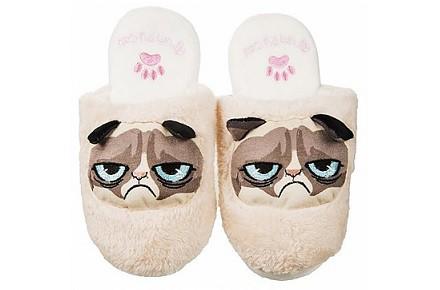Zapatillas Grumpy Cat