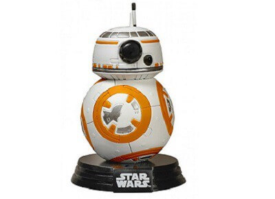 Cabezón Funko POP BB-8 de Star Wars