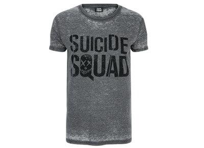 Camiseta friki de Escuadrón Suicida (Suicide Squad)