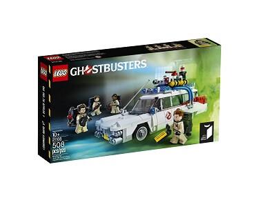 Coche Cazafantasmas LEGO