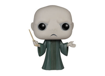 Figura Funko Pop de Voldemort, Harry Potter