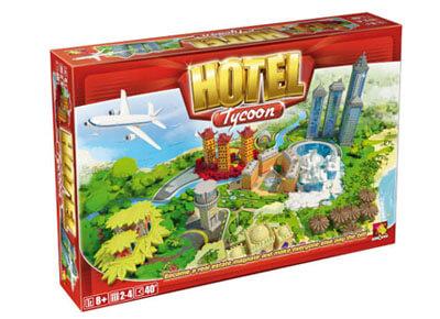 """Juego de mesa """"Hotel Tycoon"""""""