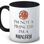 Taza Khaleesi Juego de Tronos