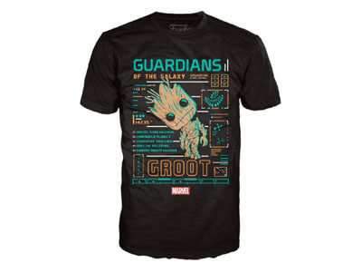"Camiseta de Groot ""Guardianes de la galaxia"""