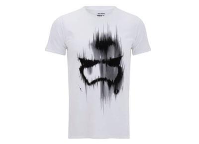 Camiseta de los hombres Stormtrooper de Star Wars