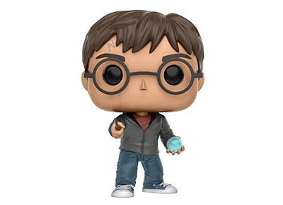 Muñeco Funko Pop de Harry Potter