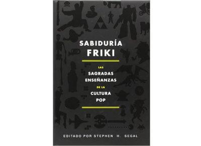 """Libro """"Sabiduría friki"""""""