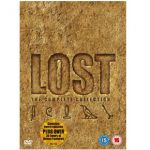 Kit de la serie Lost con todas las temporadas
