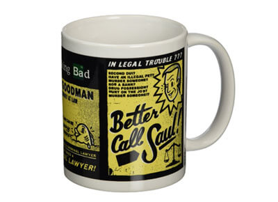 Taza «Better call Saul»