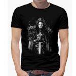 Camiseta friki Jon Nieve