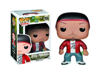 Muñeco Funko Pop Jesse Pinkman – Breaking Bad