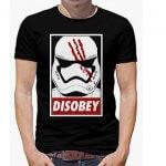 Camiseta Disobey Star Wars VII