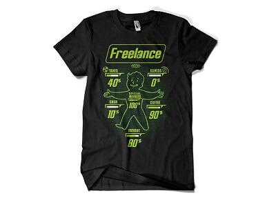 Camiseta Fallout Pipboy