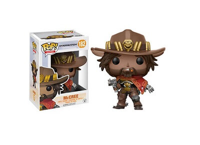 Figura Funko POP! McCree Overwatch