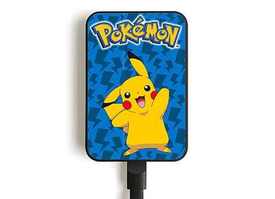 Cargador portátil Pokemon