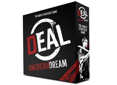 Juego de mesa Deal American Dream