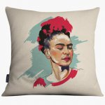 Cojín Frida Kahlo