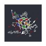 Lienzo Cubo de Rubik