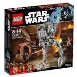 Figura Lego del Caminante AT-ST Star Wars