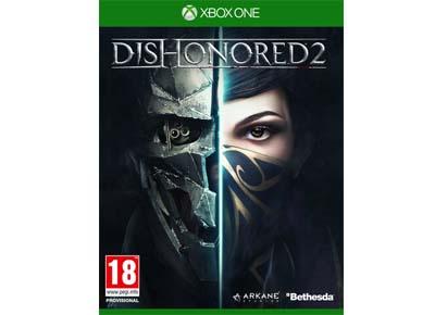 Videojuego Dishonored 2 para Xbox One