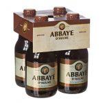 Cerveza Negra Abbaye Aulne