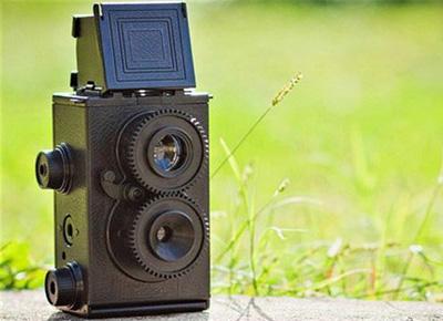 Construye tu propia cámara Réflex Recesky