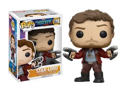 Figura Star Lord Guardianes de la Galaxia